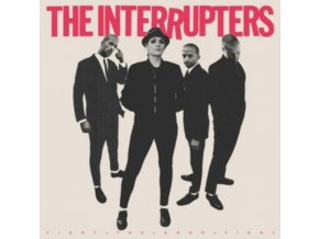 The Interrupters - Fight the Good Fight (Music CD)