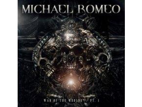 Michael Romeo - War Of The Worlds  Pt. 1 (Music CD)