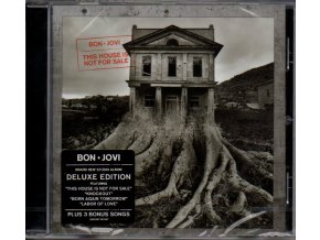 bon jovi this house is not for sale deluxe edition cd