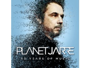 Jean-Michel Jarre - Planet Jarre (2 CD + 2 Cassette)