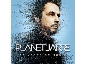 Jean-Michel Jarre - Planet Jarre (2 CD + 2 Cassette)