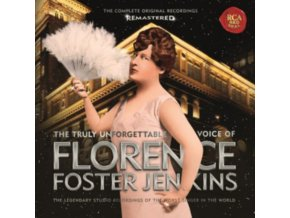 Foster Jenkins, Florence - Truly Unforgettable Voice of (1 LP / vinyl)