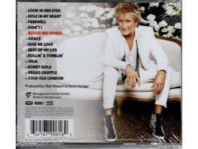 Rod Stewart - Blood Red Roses (Music CD)