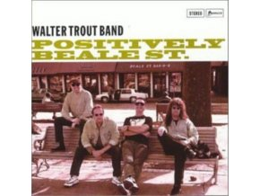 Trout, Walter - Positively Beale Street =25th Anniversary Edition= (2 LP / vinyl)