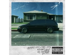 Kendrick Lamar - Good Kid  M.a.a.d City [Vinyl]