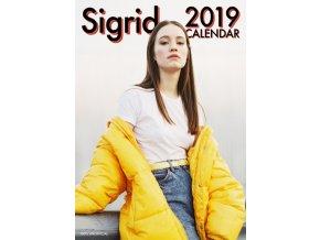 sigrid a3 calendar 2019