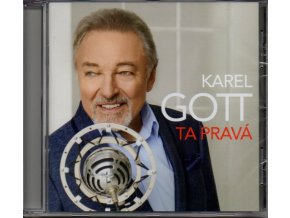 cd karel gott ta pravá cd