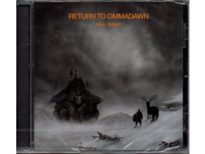 cd mike oldfield return to ommadawn