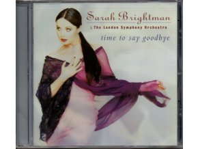 cd sarah brightman time to say goodbye