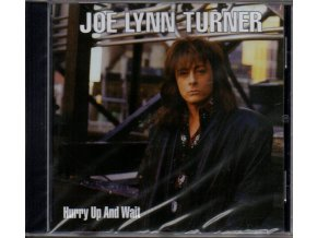 cd joe lynn turner hurry up and wait