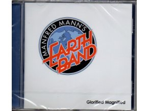 cd manfred manns earth band glorified magnified