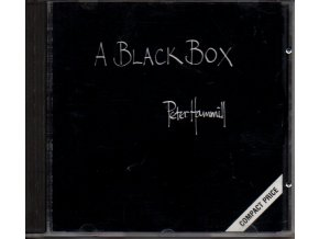 cd peter hammill a black box