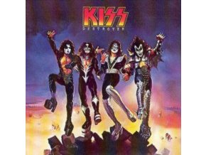 Kiss - Destroyer (Music CD)