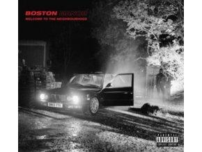 Boston Manor - Welcome To The Neighbourhood (Music CD)