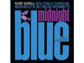 Burrell, Kenny - Midnight Blue (1 LP / vinyl)