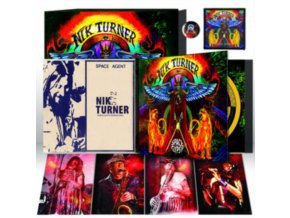 Nik Turner - Space Gypsy (Music CD)