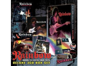 Rainbow - Down to Earth Tour 1979 (Live Recording) (Music CD)