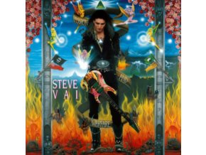 Steve Vai - Passion And Warfare (Music CD)