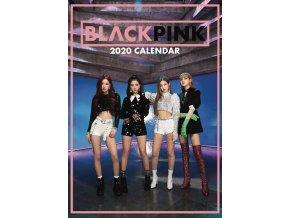 blackpink kalendář 2020 a3