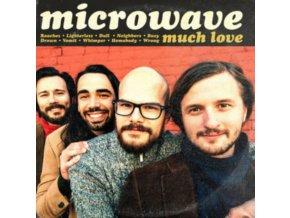 Microwave - Much Love (Music CD)