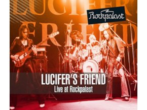 Lucifer's Friend - Live at Rockpalast (+2DVD) (Music CD)