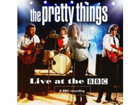 The Pretty Things - Live at the BBC (4 CD) (Music CD)