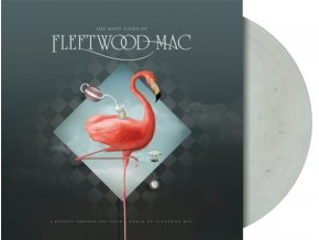 the many faces of fleetwood mac coloured vinyl