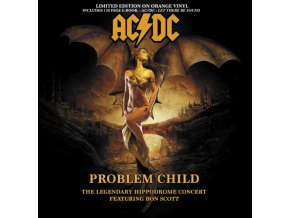 ac dc problem child the legendary hippodrome concert vinyl