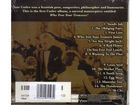 ivor cutler who tore your trousers cd