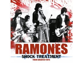 ramones shock treatment cd