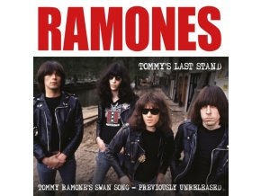 ramones tommys last stand cd