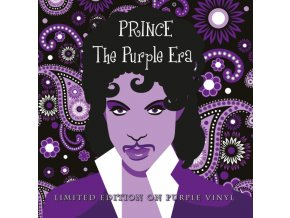 prince the purple era purple vinyl