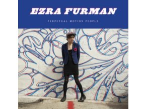 Ezra Furman - Perpetual Motion People (Music CD)
