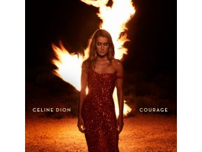Céline Dion - Courage (CD)