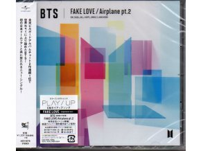 bts fake love airplane pt 2 cd
