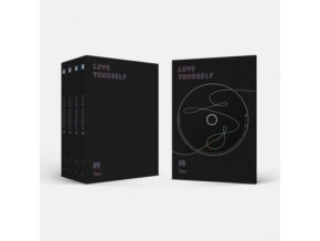 BTS - Love Yourself: Tear (CD with Photobook)