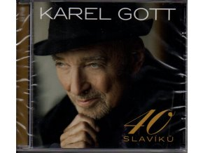karel gott 40 slavíků 2 cd