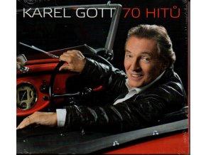 karel gott 70 hitů když jsem já byl tenkrát kluk 3 cd