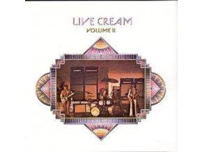 Cream - Live Cream Vol. 2 [Remaster] (Music CD)