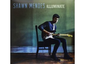 shawn mendes illuminate lp vinyl