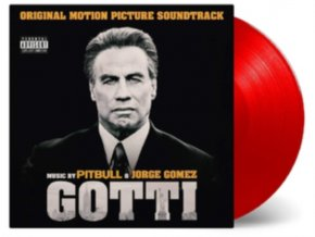 OST - Gotti (1 LP / vinyl) (Red Vinyl)