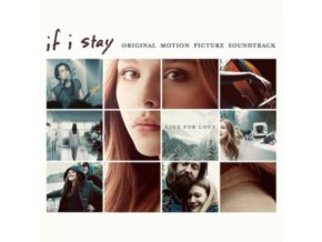 OST - If I Stay =Deluxe Edition= (2 LP / Vinyl) (Coloured Vinyl)
