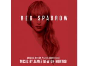 OST - Red Sparrow (2 LP / vinyl)