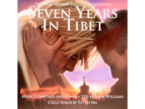 seven years in tibet soundtrack lp vinyl