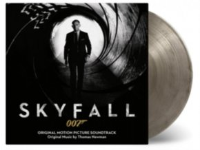 OST - Skyfall (2 LP / vinyl) (Transparent/Black Mixed Vinyl)