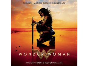 OST - Wonder Woman (2 LP / vinyl)