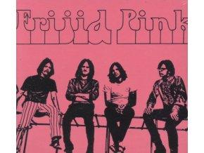 Frijid Pink - Frijid Pink (Music CD)