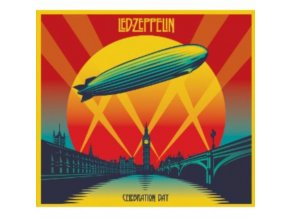 led zeppelin celebration day 3 lp vinyl