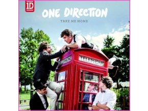 One Direction - Take Me Home (Music CD)