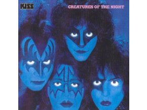 Kiss - Creatures Of The Night (Music CD)